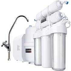 Сплит-система обратного осмоса с минерализацией Praktic Osmos OU600